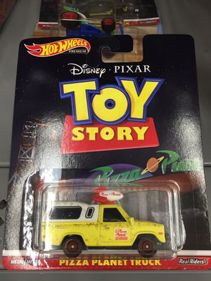 Hot Wheels Toy Story Pizza Planet Truck for Sale in Arlington, TX