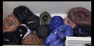 Sleeping Bags $20 each, buy more than 1 @ $15 each for Sale in Wildomar, CA