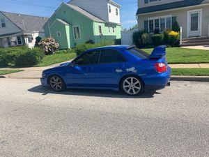 Subaru wrx for Sale in Queens, NY