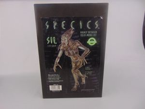 Species Sil HR Giger Solid Model Kit 1/8 Scale Sealed for Sale in Los Angeles, CA