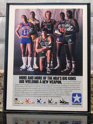 1987 Converse NBA for Sale in Newport News, VA