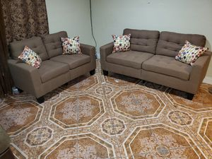 Tax Season Sale! Sofa Set $339 FREE LOCAL DELIVERY & SET UP for Sale in San Bernardino, CA
