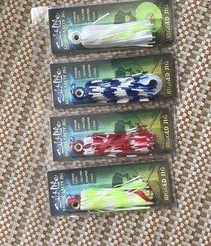 SALT LIFE LURES for Sale in Millsboro, DE
