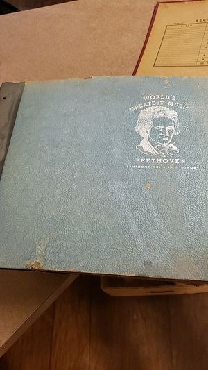 Vinyl Worlds greatest music collection Beethoven symphony #5 for Sale in VLG WELLINGTN, FL