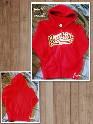 Visalia Rawhide youth zip up for Sale in Tulare, CA