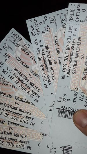 Hockey tickets for Sale in Winston-Salem, NC
