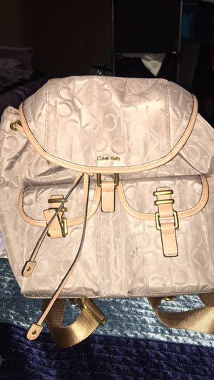 Calvin Klein backpack/purse for Sale in Washington, PA