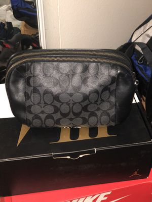 Coach waist bag for Sale in Florissant, MO