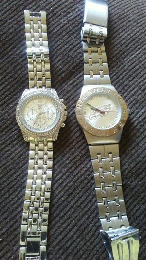 Two watches $20 each or both for $30 for Sale for sale  Levittown, PA