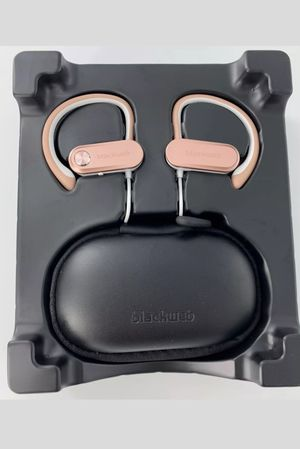 Rose Gold Blackweb Wireless Sport Bluetooth Earbuds for Sale in Tucson, AZ