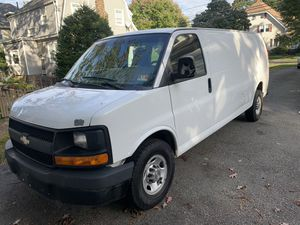 2011 Chevy Express Extended Cargo Van for Sale in Garfield, NJ