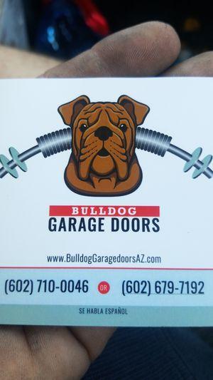 Garage door repair and install for Sale in Glendale, AZ