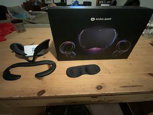 Oculus Quest VR Headset 64gb for Sale in Mountlake Terrace, WA