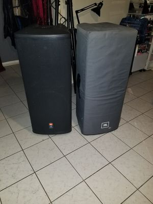 JBL 535 PRX and JBL 518 for Sale in Houston, TX