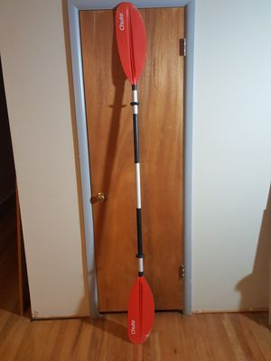 Chute Aluminum Kayak Paddle for Sale in Boulder, CO