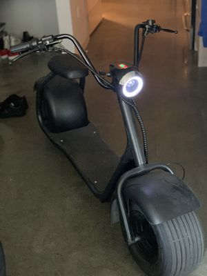 Electric Motorbike 8hr + 38mph for Sale in Los Angeles, CA