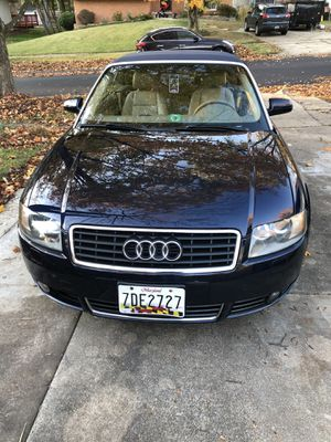Audi A4 for Sale in Rockville, MD