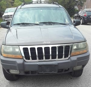 MUST SEE!! 99 JEEP GRAND CHEROKEE for Sale in Baltimore, MD