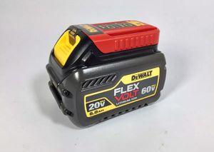 DEWALT 20V/60V MAX FLEXVOLT 6.0Ah Battery!! for Sale in Wendell, NC