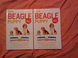 Beagle book for Sale in Golden City, MO