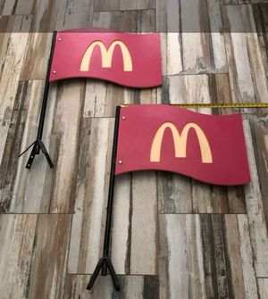 McDonald's sign vintage for Sale in New Port Richey, FL