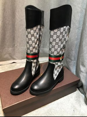 Black & Grey Gucci boots for Sale in St. Louis, MO