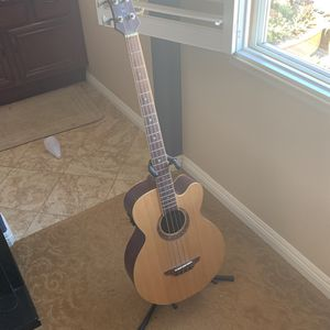 Acoustic Bass (Excellent Condition) for Sale in Encinitas, CA