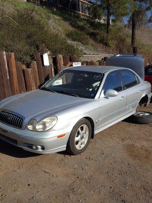 2005 sonata for parts for Sale in Chula Vista, CA
