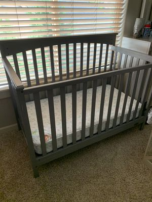 Baby crib with mattress for Sale in Gresham, OR