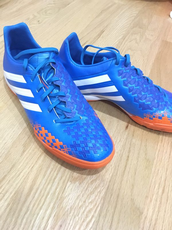 Indoor soccer Adidas shoes