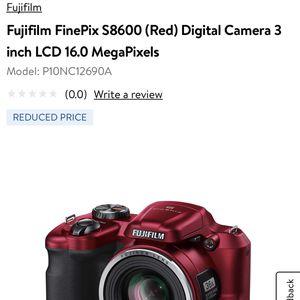 (Refurbished) RED Fujifilm Digital Camera 3 for Sale in Los Angeles, CA