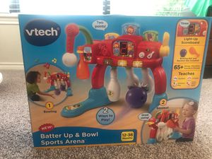 Bowling game for kids for Sale in Plano, TX