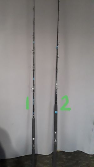 Fishing rods, use but in good condition. for Sale in Riverside, CA