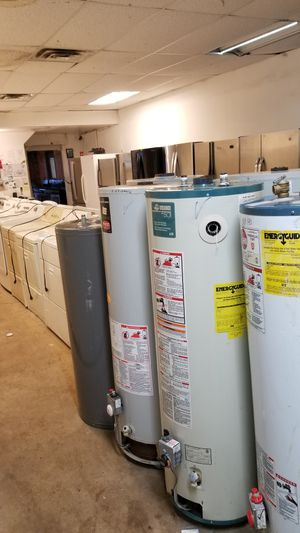 75gallon 50Gallon 40gallon 30gallon Hot Water heater tank Starting $150 & up for Sale in Dearborn Heights, MI