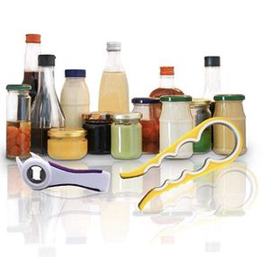 Jar Opener, Jar Bottle Opener,Can Opener,Multi Bottle opener with Silicone Jar Gripper To Remove Stubborn Lids -Designed for Weak Hands,Seniors, Arth for Sale in McLean, VA