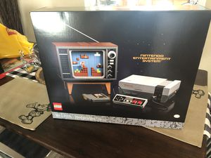 Rare Nintendo Lego set for Sale in Woodbridge, VA