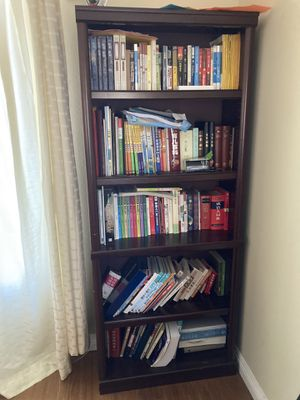 bookcase for Sale in Rancho Cucamonga, CA