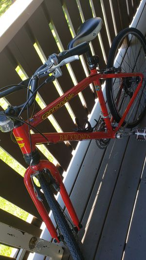 Cannondale backroads bike made in usa for Sale in Lakewood, WA