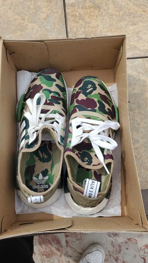 Adidas bape NMD for Sale in Riverside, CA