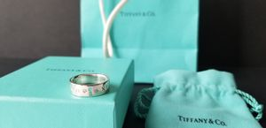 TIFFANY & CO RING SIZE 6 LOCKS for Sale in Anaheim, CA