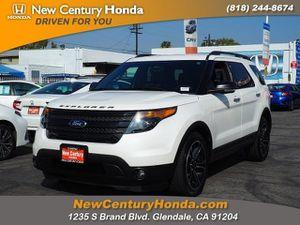 2013 Ford Explorer for Sale in Glendale, CA