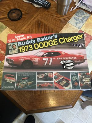 1/16 Scale Buddy Baker's 1973 Dodge Charger for Sale in Rochester, NY
