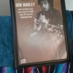 Bob Marley Poster for Sale in Pacifica, CA