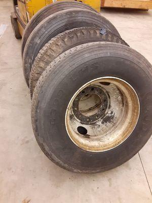 Truck tire for Sale in Manheim, PA