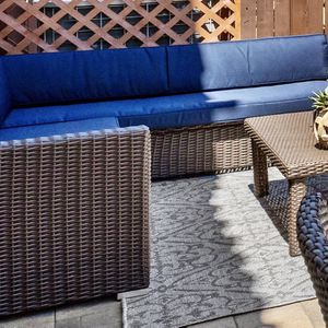 L-shape Outdoor Furniture for Sale in Irvine, CA