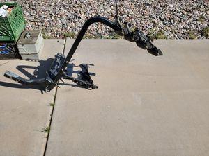 Bike rack, hitch style for Sale in Mesa, AZ
