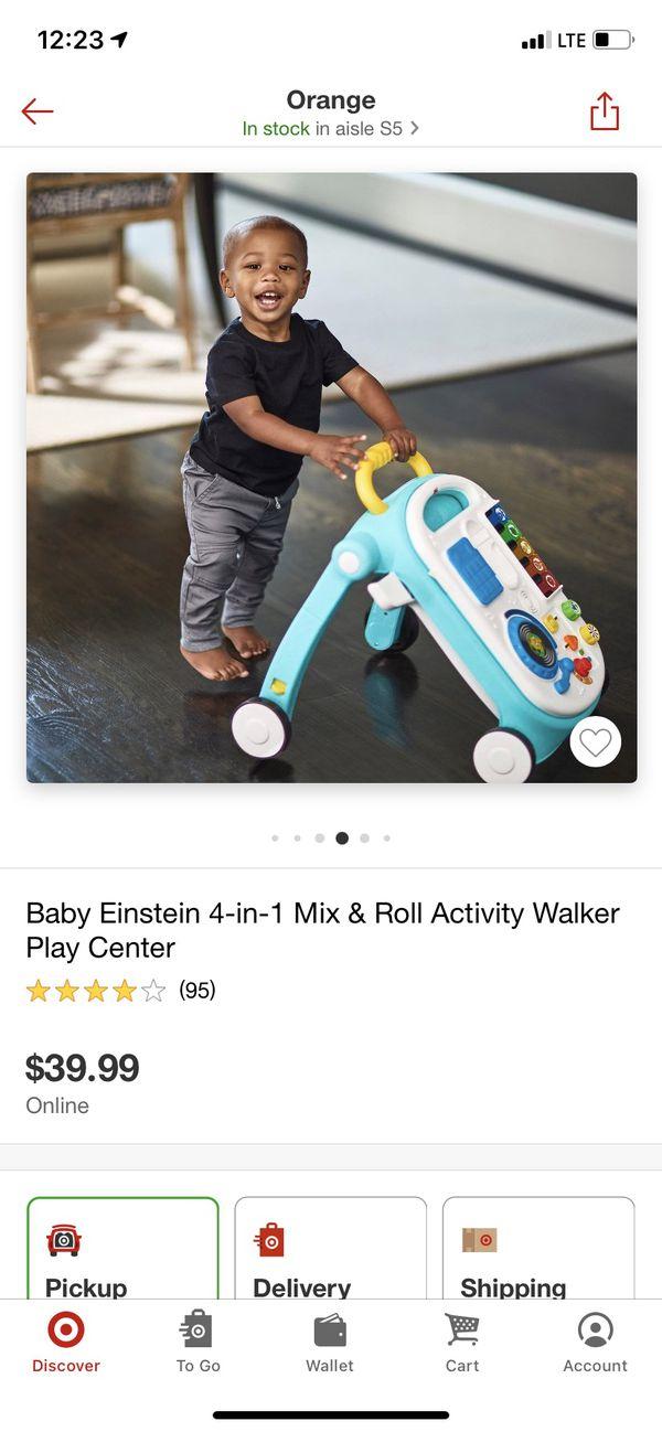 4in 1 Baby Einstein