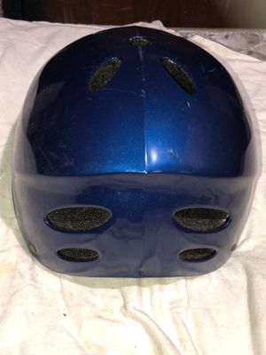 Kids blue bike helmet for Sale in Philadelphia, PA