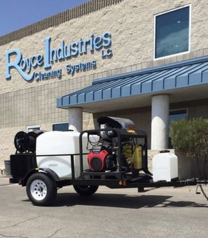 Hot Water Pressure Washer Trailers for Sale in North Las Vegas, NV