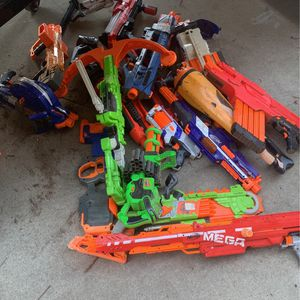 nerf guns need gone for Sale in Sylmar, CA